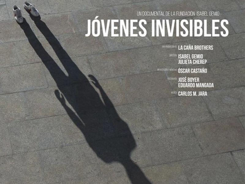 Jóvenes invisibles
